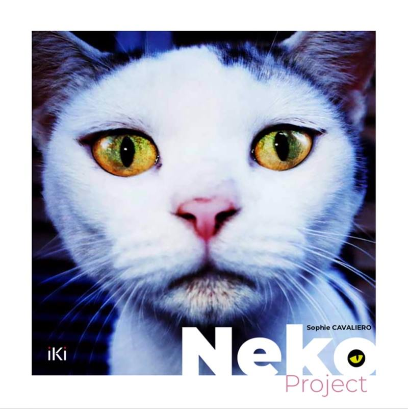 Couverture du livre de photo Neko project